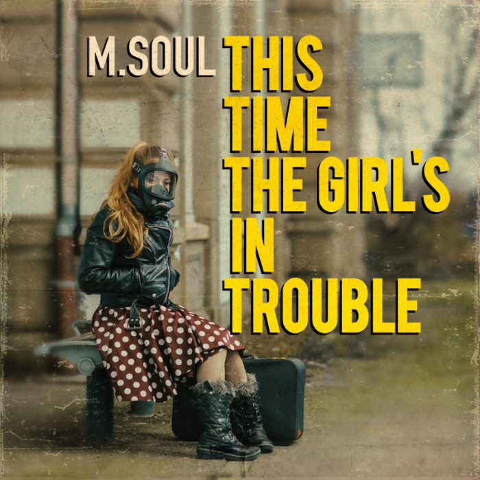 This Time The Girls in Trouble