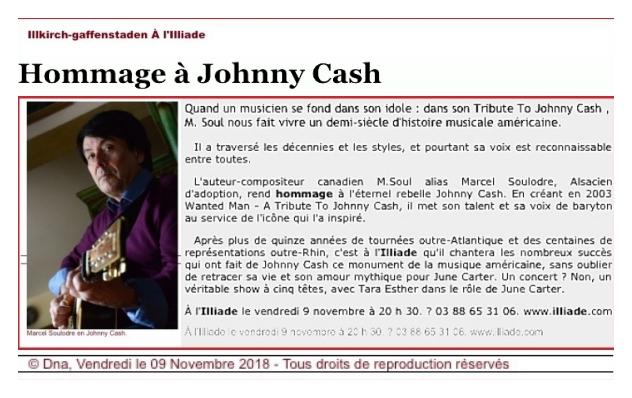 Article dernières Nouvelles Alsace